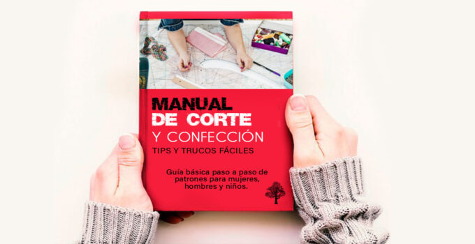 MANUAL DE CORTE Y CONFECCIÓN