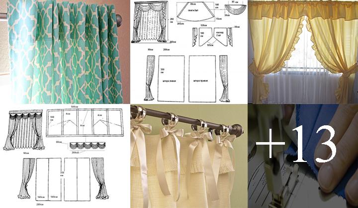 Curso de como hacer cortinas para principiantes paso a paso